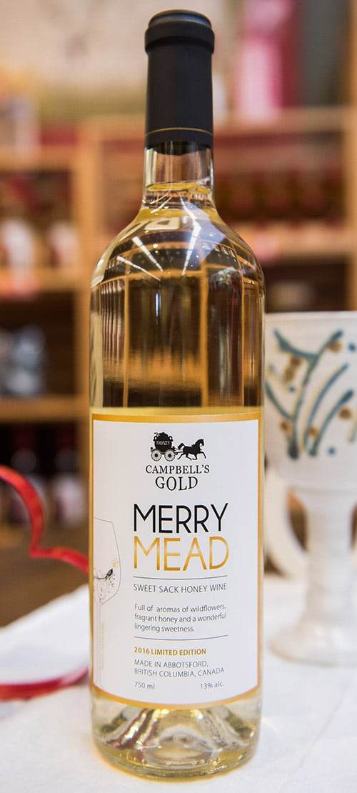 Merry Mead 750 ml - Campbell's Gold
