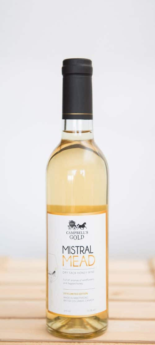 Mistral Mead 375 ml - Campbell's Gold