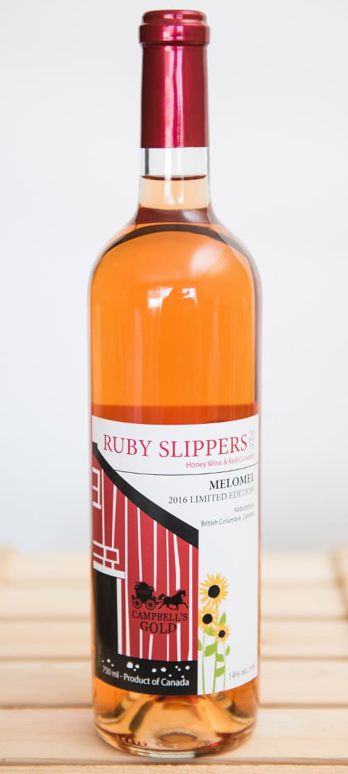 Ruby Slippers 750 ml - Campbell's Gold