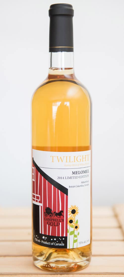 Twilight 750 ml - Campbell's Gold