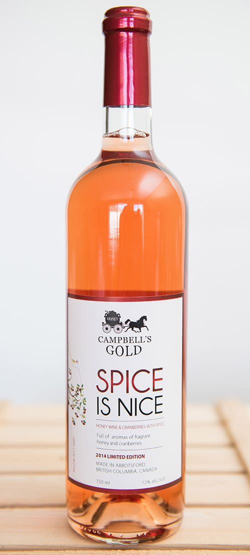 Spice Is Nice 750 ml - Campbell's Gold