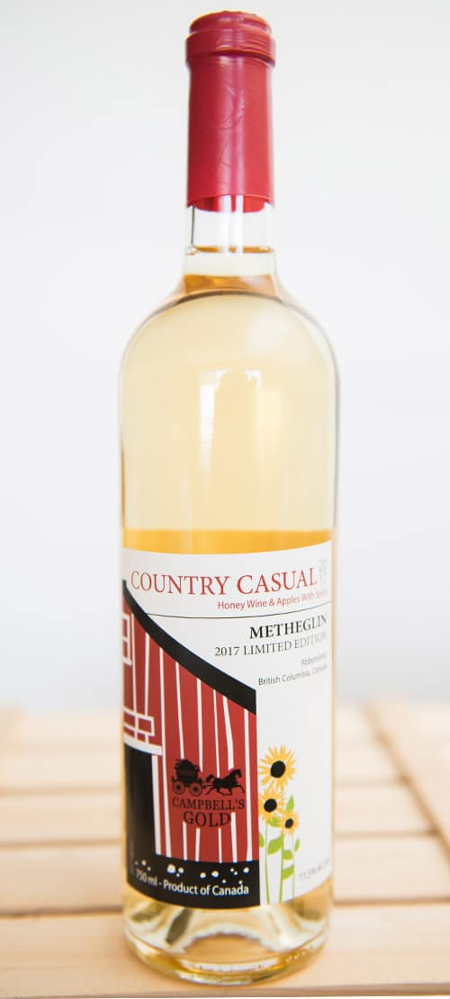 Country Casual 750 ml - Campbell's Gold