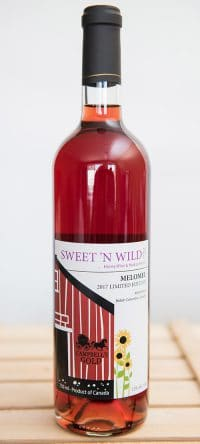 Sweet 'N Wild 750 ml - Campbell's Gold