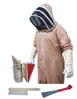 Beekeeping Essentials - Campbell's Gold
