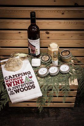 Camper's Stocking