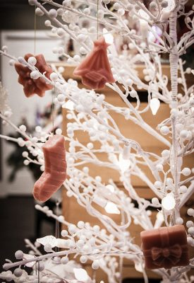 Beeswax Ornaments