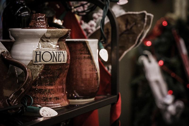 Christmas Gift Ideas - Honey Pot