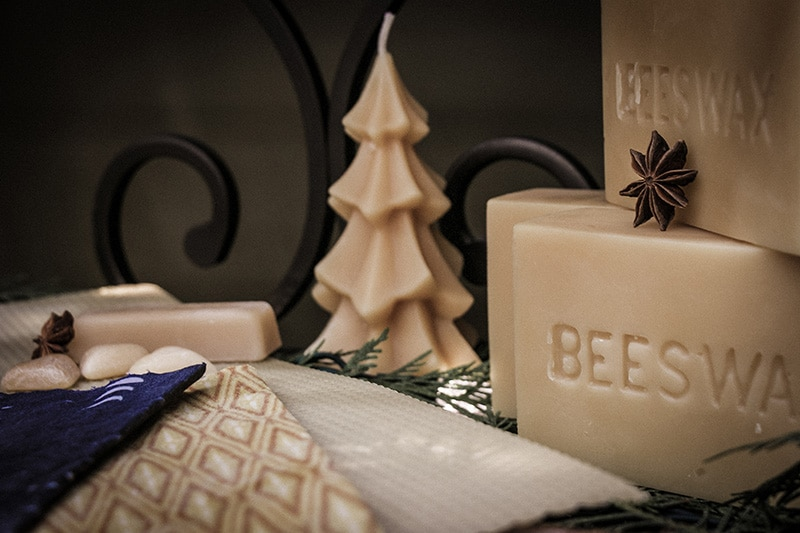 Christmas Gift Ideas - Beeswax Products