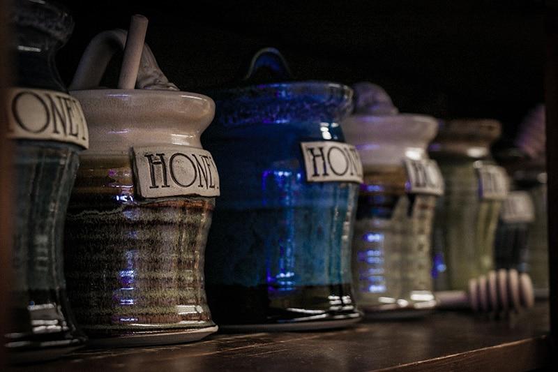 Christmas Gift Ideas - Honey Pots
