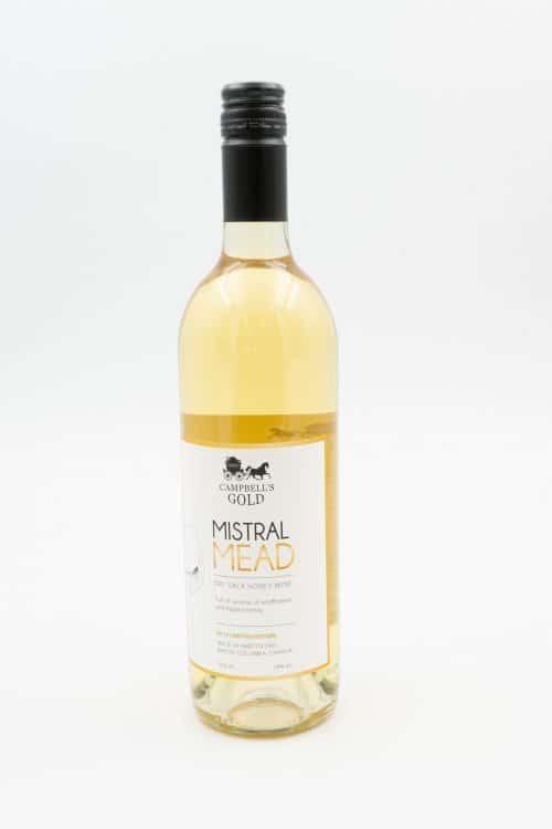 Mead, Honey Wine, Dry